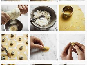 Ricotta-Tortellini Rezept