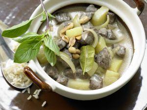 Rinder-Curry Rezept
