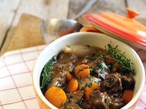 Rindfleisch-Gemüse-Topf Rezept