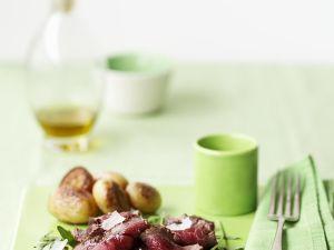 Roastbeef mit Kartoffeln Rezept