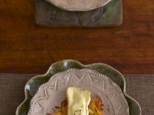 Rösti mit Käse Rezept
