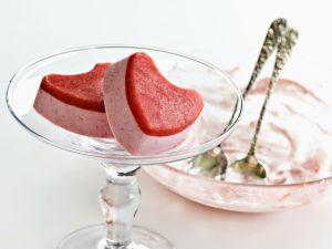 Rosa Eisherzen Rezept