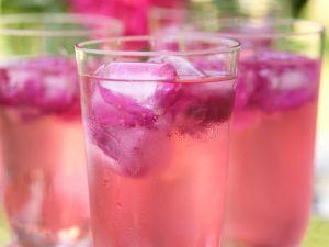 Rosenblätter-Cocktail Rezept