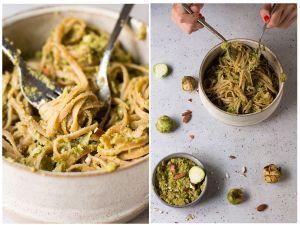 Rosenkohl-Pesto selber machen