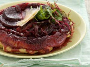 Rote-Bete-Kuchen Rezept