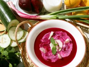 Rote Bete Suppe Rezept