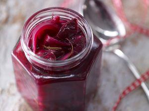 Rotes Trauben-Chutney Rezept