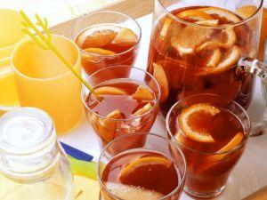 Rotweinbowle Rezept