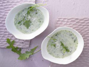 Rucola-Cremesuppe Rezept