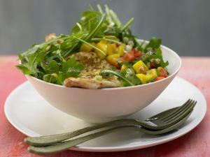Rucola-Mango-Salat Rezept