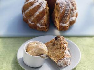 Rührkuchen mit Apfel Rezept