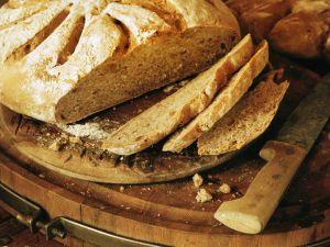 Rustikales Weizenbrot Rezept
