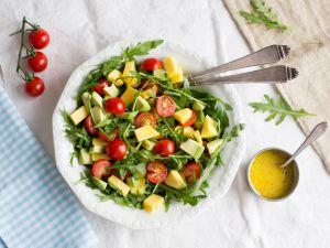 Salat-Dressing: So schmeckt es wie beim Italiener