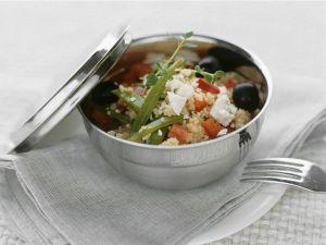 Salate fürs Büro