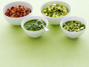 Salsa-Variationen Rezept
