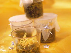 Salsa Verde mit Zitrone Rezept