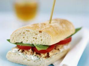 Sandwich mit Thunfisch Rezept