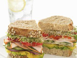Sandwich-Rezepte Rezepte