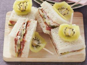 Sandwiches mit Thunfisch Rezept