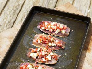 Sardinen mit Käse gefüllt Rezept