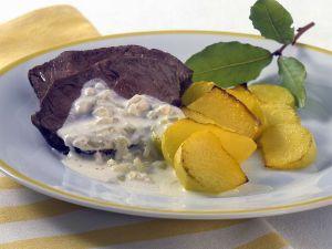 Sauerbraten mit Sahnesoße Rezept