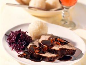 Sauerbraten nach rheinischer Art Rezept