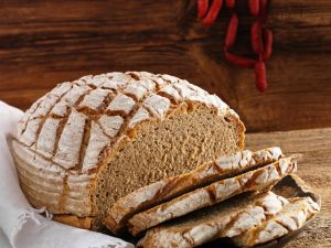 Sauerteig-Weizenbrot Rezept