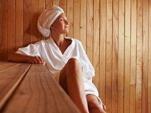 Sauna: gesund durch Schwitzen