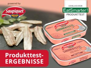 Die Sardinen-Filets von Saupiquet kommen gut an!