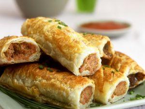 Sausage Rolls Rezept