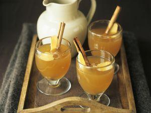 Scharfer Apfelpunsch Rezept