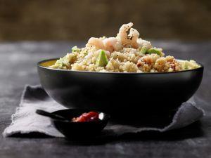 Scharfer Couscous-Salat Rezept