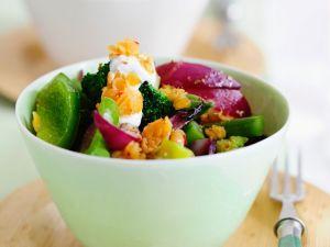 Scharfes Gemüse Rezept
