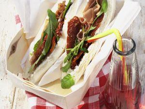 Schinken-Sandwich Rezept