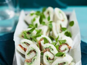 Schinken-Sandwiches Rezept
