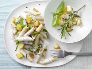 Schnelle Gerichte mit Kartoffeln: 8 einfache Rezepte