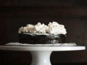 Schoko-Frischkäse-Torte Rezept