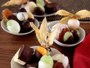 schoko fr chte rezept eat smarter. Black Bedroom Furniture Sets. Home Design Ideas