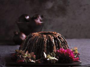 Schoko-Früchtekuchen Rezept