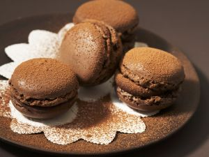 Schoko-Macarons Rezept
