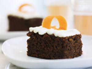 Schoko-Möhren-Kuchen Rezept