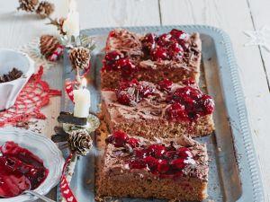 Schoko-Nuss-Kuchen Rezept