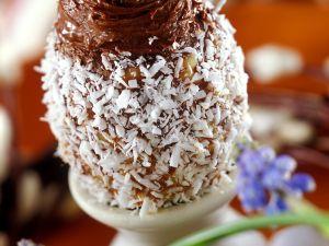 Schoko-Trüffel mit Kokos Rezept