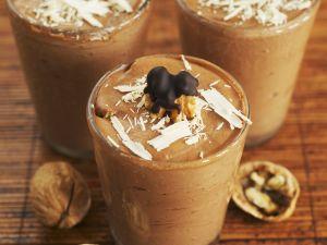 Schokocreme mit Rum und Walnüssen Rezept