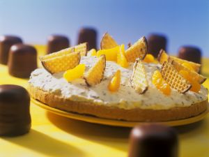 Schokokuss-Kuchen Rezept