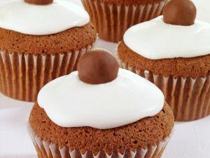 Schokoladen-Cupcakes Rezept