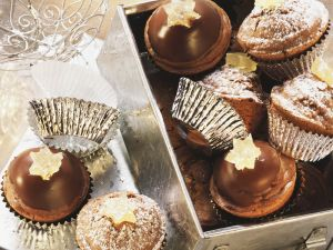Schokoladen-Ingwer-Muffins Rezept