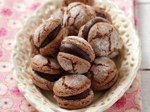 Schokoladen Macarons Rezept