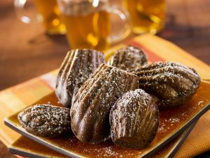 Schokoladen-Madeleines Rezept