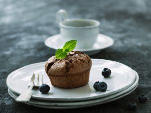 Schokoladen-Muffin-Souffles Rezept